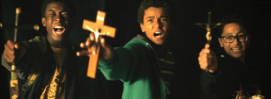 Vampires vs. The Bronx. Una Película Promedio a la Altura de laPlataforma.