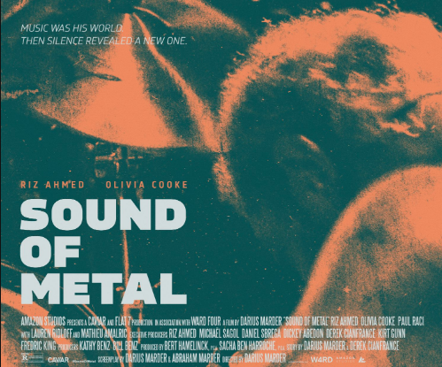 Sound of Metal. Un Mundo de Silencio.