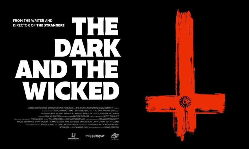 The Dark and the Wicked. Una humana y terrorífica historia acerca del duelo.