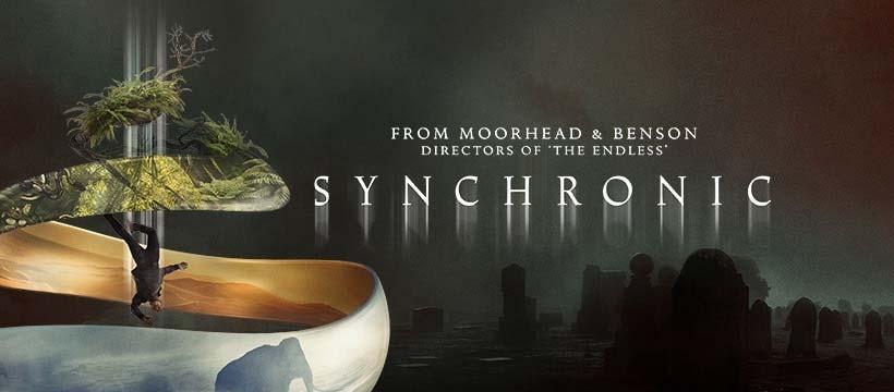 Synchronic. De Drogas, Tiempo y Ciencia FicciónCerebral.